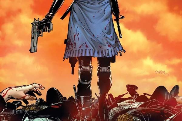 Jennifer Blood Annual #1 Review