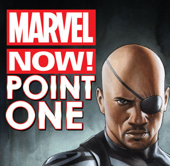 """Marvel Teases """"Who Will Shape The Future Of Marvel NOW!?"""""""