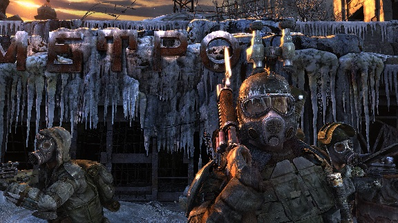 Metro 2033 Does Literature Have a Place in Video Games?