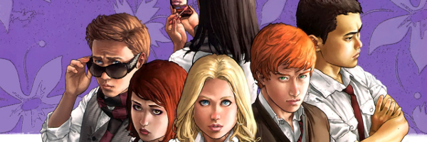 Morning Glories Banner Morning Glories #30 Review