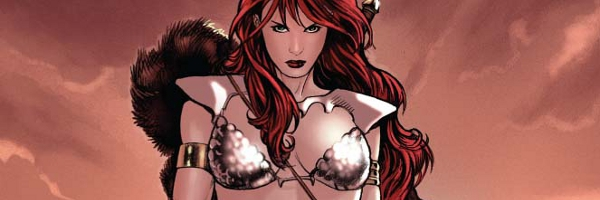 Red Sonja Banner Red Sonja #71 Review