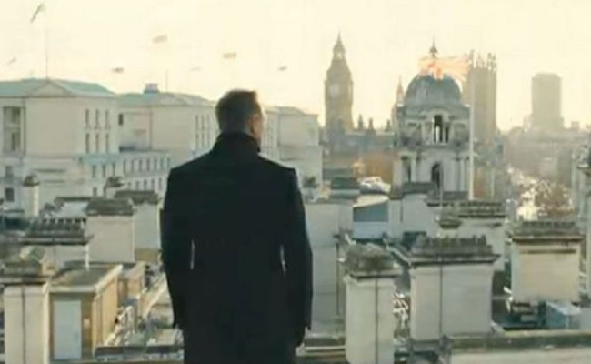 SKYFALL: Trailer 2 Sneak Peek