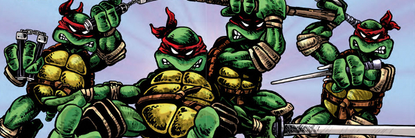 Teenage Mutant Ninja Turtles Color Classics Banner Teenage Mutant Ninja Turtles Color Classics Micro Series: Michelangelo #1 Review