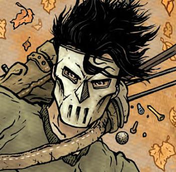 Teenage Mutant Ninja Turtles Micro-Series #6 Review