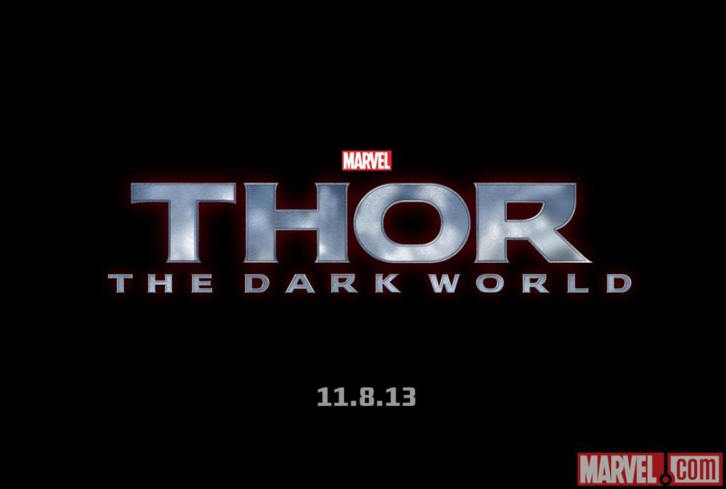 Thor The Dark World logo 1024x690 Will The Dark Elves Be In Thor: The Dark World?