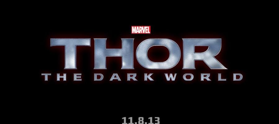 Thor The Dark World logo