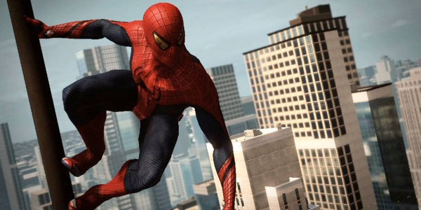 amazingspidy2 The Amazing Spider Man: Xbox 360 Review