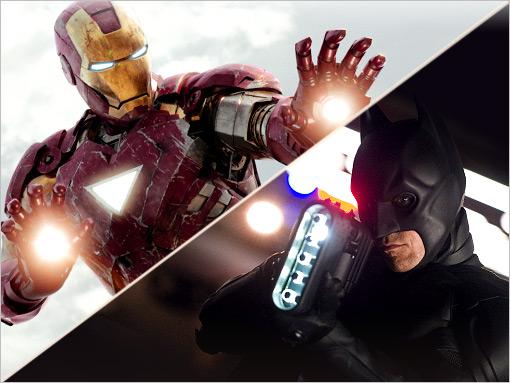 The Avengers Beats The Dark Knight Rises