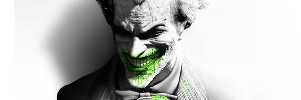 batman arkham city joker portrait slice 01 Ledger, Nicholson, and Romero Mashed into the Perfect Joker