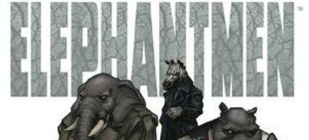 elephantmen banner Elephantmen #46 Review