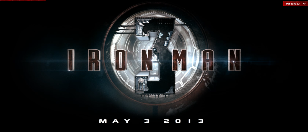 iron man 3 official banner 1024x440 First IRON MAN 3 Trailer!