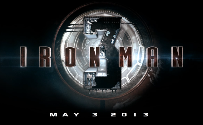 IRON MAN 3 Set News