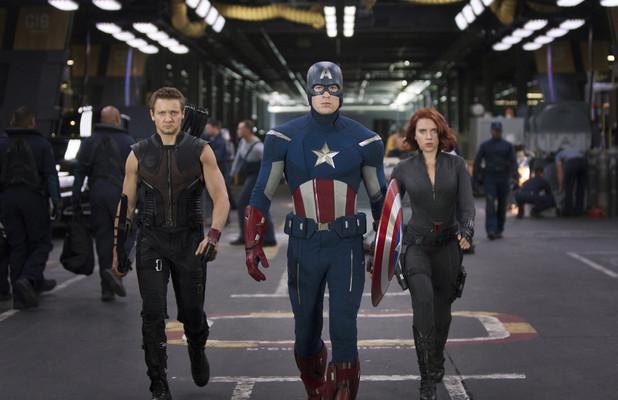 RUMOUR: Captain America 2 Will Explore Black Widow and Hawkeye's Origins