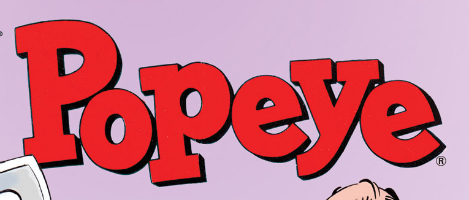 popeye banner Popeye #12 Review