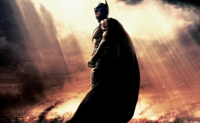 CONTRARIAN FANBOY: The Dark Knight Rises Has A S***ty Ending