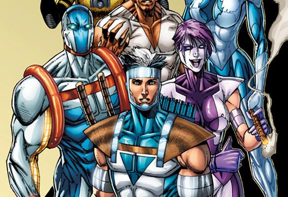 IMAGE COMICS Solicitations for OCTOBER 2012