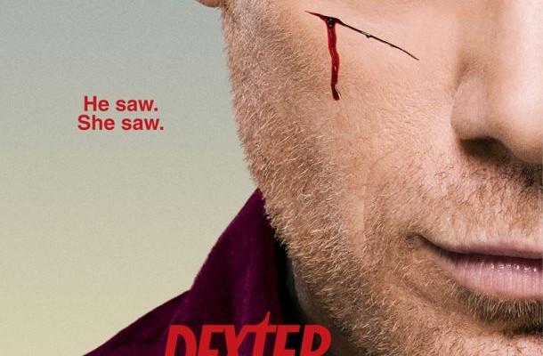 DEXTER Season 7 Promo Poster
