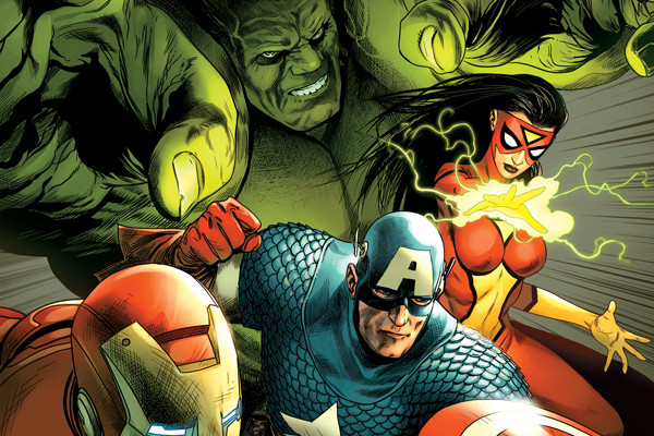 Marvel Teases New Creative Team with ASSEMBLE