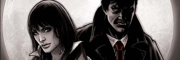 Dark Shadows Vampirella Banner Dark Shadows / Vampirella #5 Review