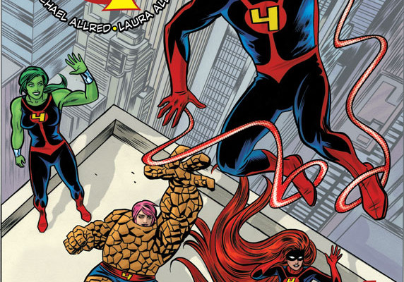 FF's future is MARVEL NOW!