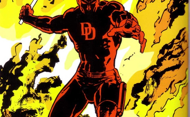 MARVEL STUDIOS to trade DAREDEVIL for GALACTUS and SILVER SURFER?