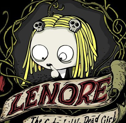 LENORE: SWIRLIES Review