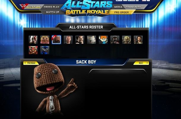 PLAYSTATION ALL-STARS BATTLE ROYALE New Characters Leaked