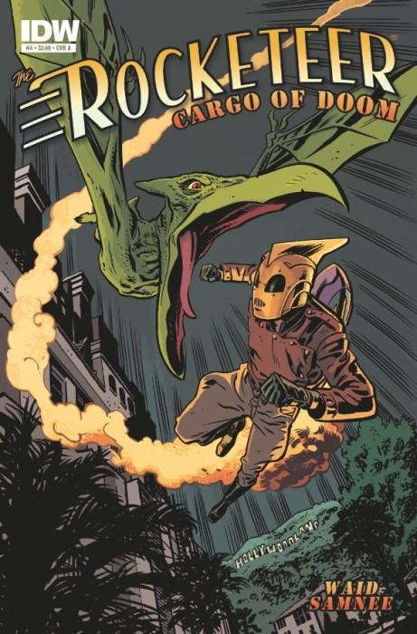 Rocketeer CargoofDoom 04 CvrA 461x700 Weekly Comic Reviews 11/21