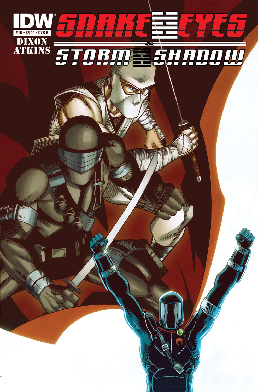Storm Shadow Vs Snake Eyes Snake eyes & storm shadow
