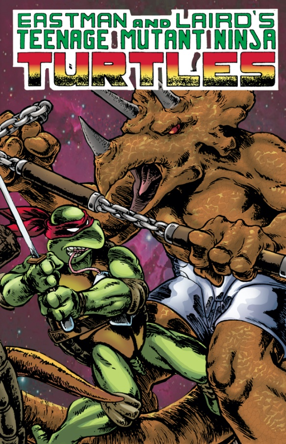 TMNT ColorClassics 06 Weekly Comic Reviews 11/7