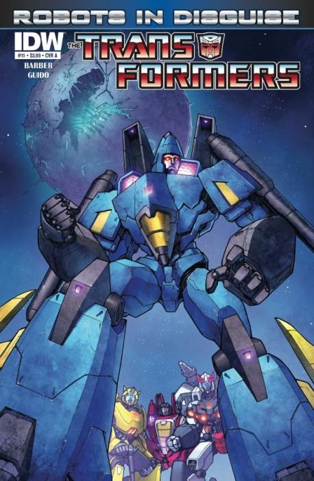 Transformers RobotsinDisguise 11 458x700 Weekly Comic Reviews 11/21