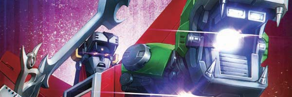 Voltron Year One Banner Voltron: Year One #6 Review