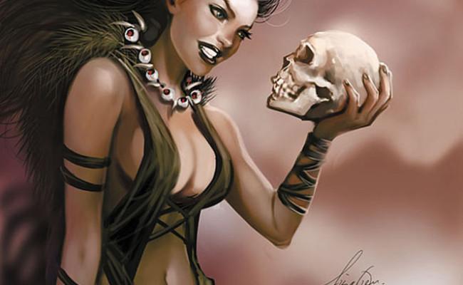 ASPEN COMICS Solicitations for NOVEMBER 2012