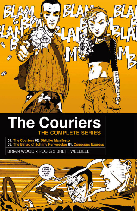 couriers complete web 455x700 IMAGE COMICS Solicitations for NOVEMBER 2012