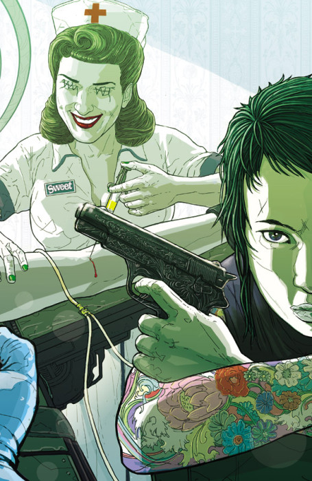 harvest4 web 455x700 Weekly Comic Reviews 11/7