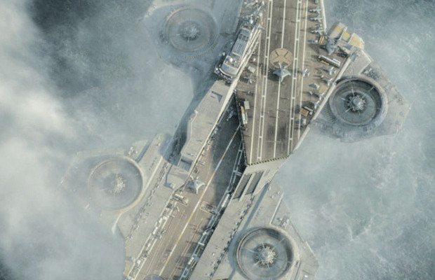 Fanboy Makes His Own S.H.I.E.L.D. HELICARRIER