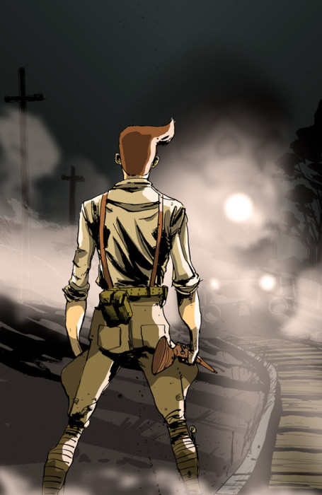 peterpanzerfaust8 web 455x700 IMAGE COMICS Solicitations for NOVEMBER 2012