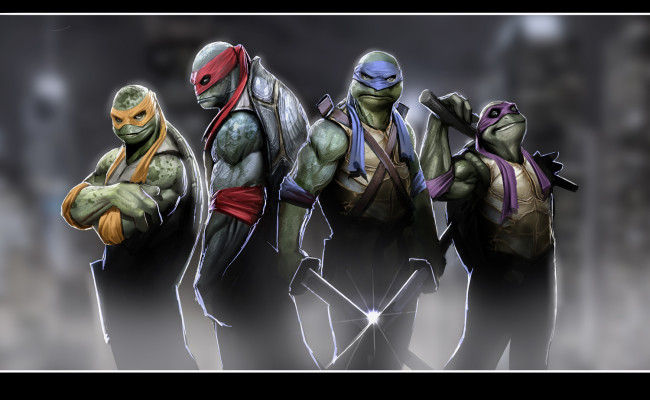 Michael Bay's Original TEENAGE MUTANT NINJA TURTLES Script Leaked