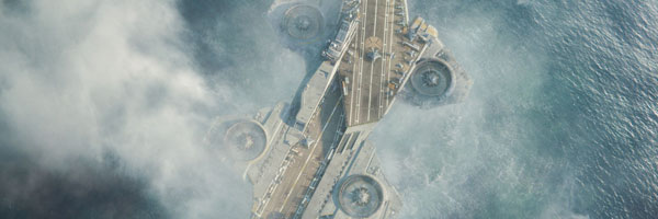 the avengers helicarrier slice Are the Masters of Evil Headed to THE AVENGERS 2?  Is Ultron?
