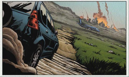 DC Announce THE DARK KNIGHT RISES Prequel Comic