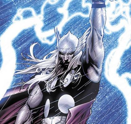 thor lightning thunder