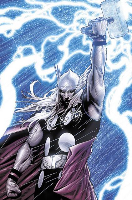 thor lightning thunder PETTY FANBOY GRIPE: Thor, Lightning, and Thunder