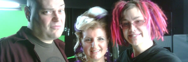 wachowski siblings arianna huffington slice Wachowskis Are The One For JUSTICE LEAGUE Movie