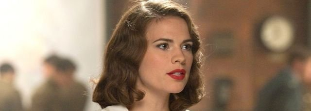 Banner Captain America Peggy Carter Haley Atwell.png Watch Out NAZIs! First Look At MARVELs Newest Short Film: AGENT CARTER