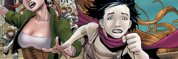 Damsels Banner Damsels #3 Review