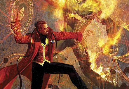 Doctor Strange 003 Viggo Mortensen to Play DOCTOR STRANGE?