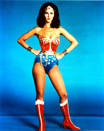 Lynda Carter Wonder Woman Photograph C10101726 How to Handle a New WONDER WOMAN TV Show
