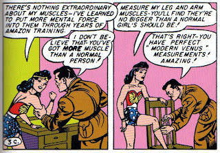 Wonder Woman perfect Venus measurements How to Handle a New WONDER WOMAN TV Show