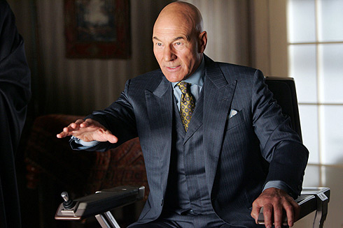 Xavier Patrick Stewart Teases Return As Professor X In A Future X MEN Movie