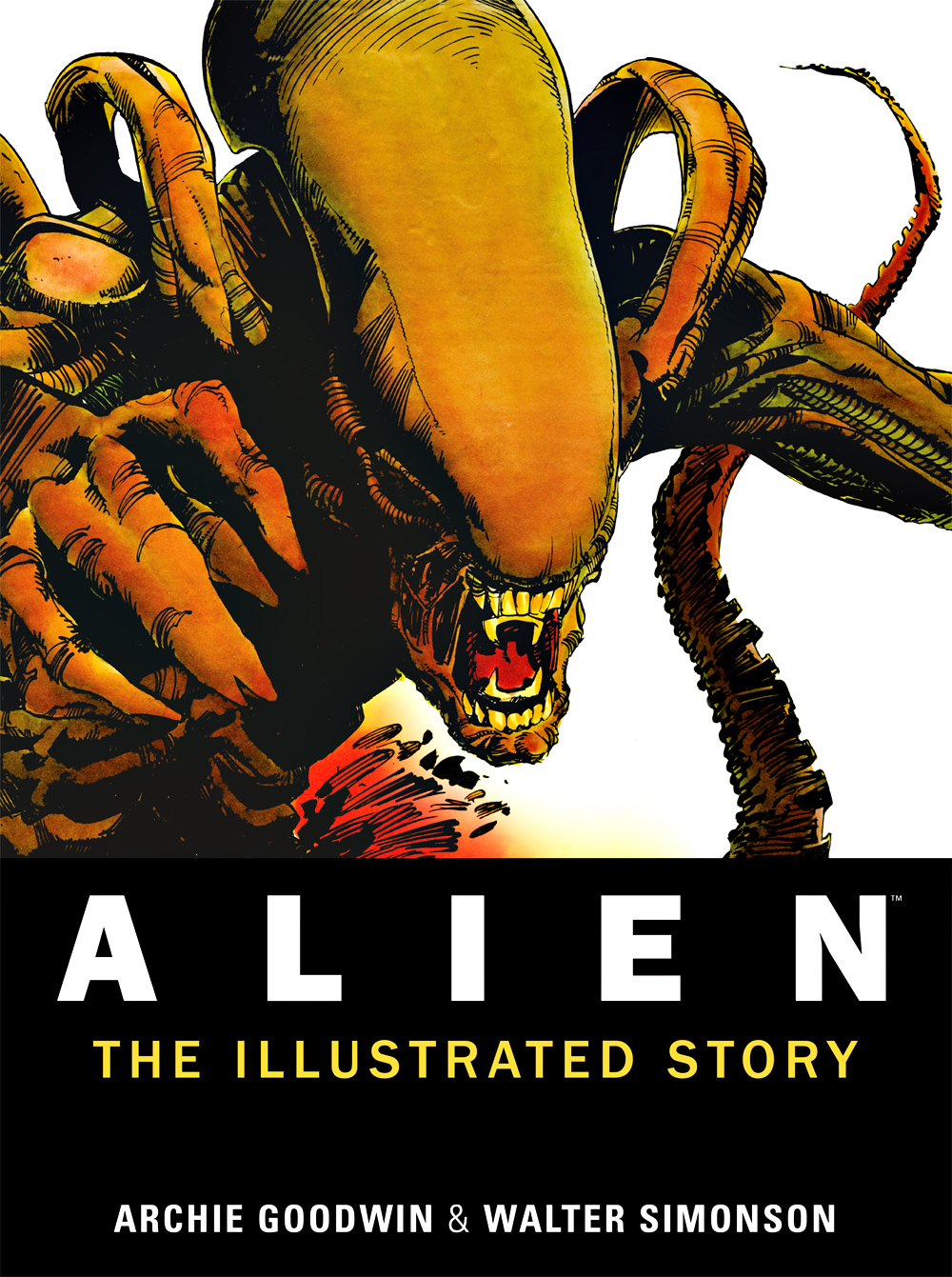 alien the illustrated story Alien: The Illustrated Story Review